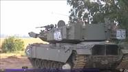 Israel khoe xe tăng kỳ dị giữa thời điểm nóng
