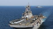 Mỹ bí mật triển khai tàu đổ bộ chở F-35 tới Thái Bình Dương