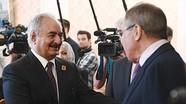 Quân đội Libya kêu gọi Nga và đích thân ông Putin can dự