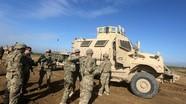 Mỹ xây căn cứ quân sự mới gần biên giới Syria