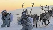 Anh gửi quân tới Bắc Cực để đối đầu với Nga