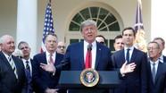 Tổng thống Trump: Còn quá sớm để nối lại đàm phán thương mại với Trung Quốc