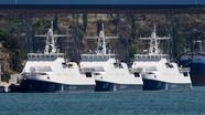 Chi tiết biên đội tàu cảnh sát biển Nga dùng để truy bắt chiến hạm Ukraine