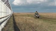 Nga chính thức hoàn thành hàng rào an ninh với Ukraine tại Crimea
