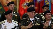 Quân đội Venezuela không công nhận tổng thống lâm thời