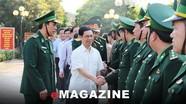 Bảo vệ vững chắc biên giới, làm tốt công tác đối ngoại nhân dân