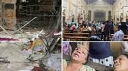 'Lễ Phục sinh đẫm máu' ở Sri Lanka; Ukraine bắt đầu bầu cử Tổng thống vòng 2
