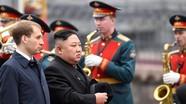 Ông Kim Jong-un đến Nga sẵn sàng cho thượng đỉnh; Tân tổng thống Ukraine muốn thanh lọc quân đội