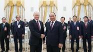 Thủ tướng Nguyễn Xuân Phúc hội kiến Tổng thống và Chủ tịch Duma Quốc gia Nga