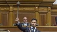 Tân Tổng thống Ukraine đưa loạt bạn showbiz vào nội các