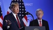 Trump thừa nhận Bolton là cố vấn 'diều hâu'; Nga gia hạn lệnh cấm vận thực phẩm