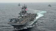 Mỹ bắn rơi máy bay không người lái Iran