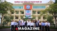 Kỷ niệm 60 năm thành lập Trường CĐSP Nghệ An: Tự hào là chiếc nôi đào tạo giáo viên sư phạm của tỉnh