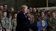 Chi tiết hành trình bí mật tới Afghanistan của Tổng thống Mỹ