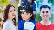 [Infographics] 3 sinh viên Nghệ An đạt giải thưởng Sao tháng Giêng cấp Trung ương