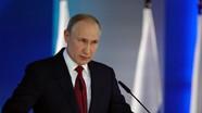 Tổng thống Putin ký lệnh về việc chính phủ từ chức