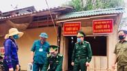 Biên phòng Nghệ An kiểm soát chặt chẽ vùng biên giới, ngăn dịch bệnh lây lan