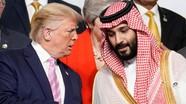 Trump sốt sắng đàm phán về giá dầu khi vị trí số 1 bị đe dọa