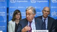 Tổng Thư ký Liên hợp quốc Antonio Guterres và trọng trách trước đại dịch Covid-19
