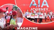 AIA Việt Nam đưa 'Hành trình cuộc sống' đến với trẻ em khó khăn tỉnh Nghệ An