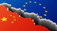 Quan hệ Liên minh châu Âu - Trung Quốc có nguy cơ 'đứt gánh'