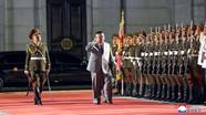 Chiến lược 5 năm và áp lực của Triều Tiên