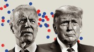 Trước 'giờ G', Trump - Biden 'dốc toàn lực tại các bang chiến địa