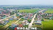 Yên Thành phấn đấu xây dựng thành công huyện đạt chuẩn nông thôn mới kiểu mẫu