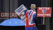 Khép lại vụ 'ly hôn' ồn ào Anh-EU