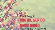 Bí thư Tỉnh ủy Thái Thanh Quý kêu gọi ủng hộ, giúp đỡ người nghèo đón Tết Tân Sửu 2021