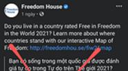 Những luận điệu xuyên tạc về tình hình nhân quyền tại Việt Nam
