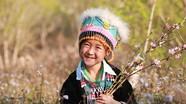 """""""Tín hiệu"""" trong trang phục dân tộc Mông"""