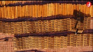 Một thoáng Đô Lương đẹp như cổ tích ở làng nghề bánh đa lâu đời