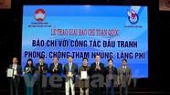 VietnamPlus giành hai giải báo chí đấu tranh phòng chống tham nhũng