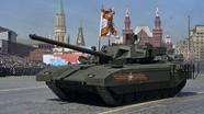 Mỹ và Châu Âu thừa nhận 'chạy theo' sau xe tăng 'Armata' của Nga