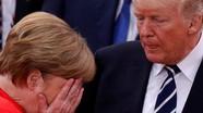 Merkel và Trump kêu gọi Nga gây áp lực đối với Syria