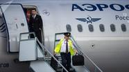 Đại sứ quán Nga gửi công hàm phản đối Anh kiểm tra máy bay