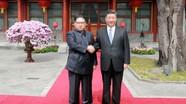 Ông Tập Cận Bình nhấn mạnh vấn đề phi hạt nhân hóa bán đảo Triều Tiên