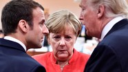 Bà Merkel: Nga không thể trở lại G8