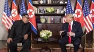 """""""Canh bạc"""" đầu tư của Trump tại Triều Tiên"""