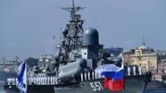 Nga tham vọng phát triển hải quân ngang Mỹ, Trung Quốc