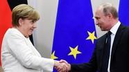 Tổng thống Nga và Thủ tướng Đức sẽ thảo luận về tình hình Ukraine