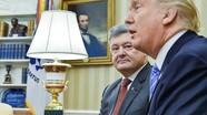 Tổng thống Trump khẳng định Mỹ sẽ luôn ở bên cạnh Ukraina
