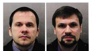 Anh công bố danh tính 2 nghi can sát hại cựu điệp viên Skripal