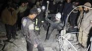 Mỹ biện minh cho sứ mệnh nhân đạo của Mũ bảo hiểm trắng ở Syria
