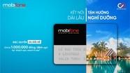 Cùng MobiFone tận hưởng ưu đãi 'khủng' lên đến 90% giá dịch vụ tại các khách sạn, du thuyền cao cấp