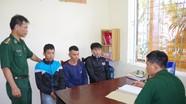 Nhóm thanh niên từ Diễn Châu lên Quế Phong để trốn ra nước ngoài sa lưới