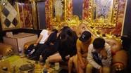 Bắt 29 thanh niên tụ tập sử dụng ma túy ở vùng mưa lũ Quảng Trị