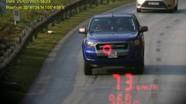 Uống rượu say, chạy xe quá tốc độ, tài xế bị phạt 42 triệu đồng