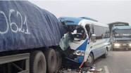 Vụ tai nạn nghiêm trọng ở QL1A: Thêm 1 nạn nhân tử vong